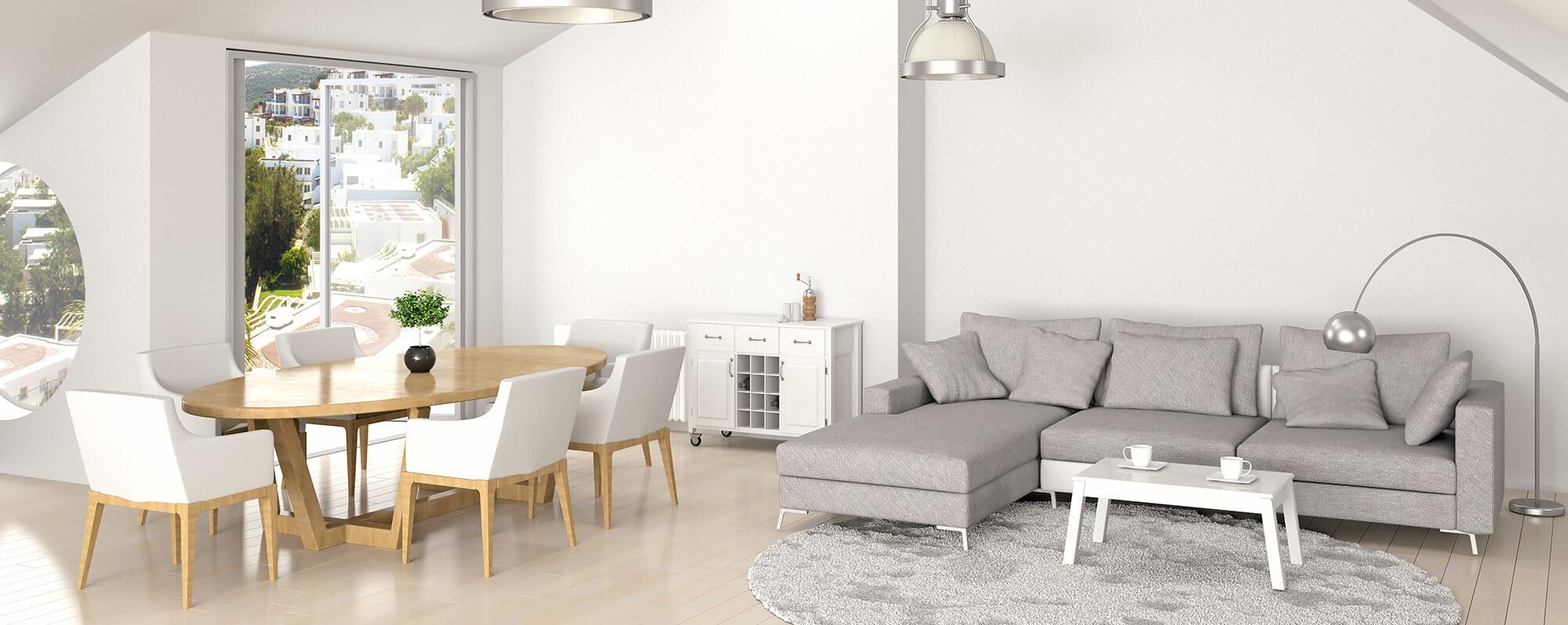 Urban living solutions residential home design dual for Urban living room design